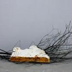 """""""Горизонт"""" - найденные объекты, ржавчина, 2009"""