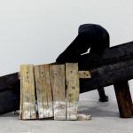 """""""Горизонт"""" - найденные объекты, эмаль, 2009"""